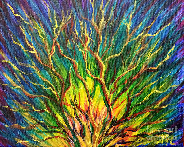 Painting - New Beginnings  by Pam Herrick