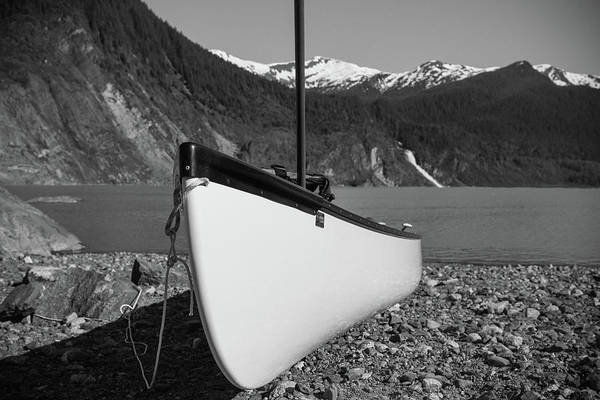 Photograph - New Canoe  by Kristopher Schoenleber