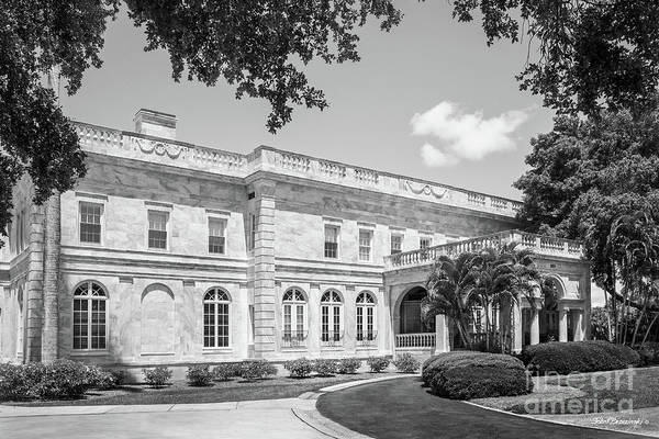 Photograph - New College Of Florida College Hall by University Icons