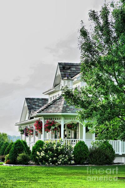 Photograph - New England Beauty by Deborah Benoit