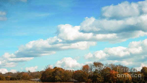 Photograph - New England Fall by Andrea Anderegg