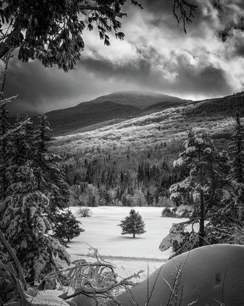 Mt. Washington Photograph - New England Winter by Joseph Smith