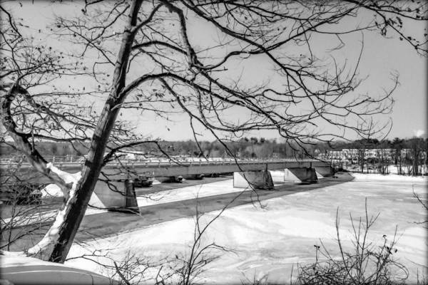 Photograph - New Fenimore Bridge by Kendall McKernon