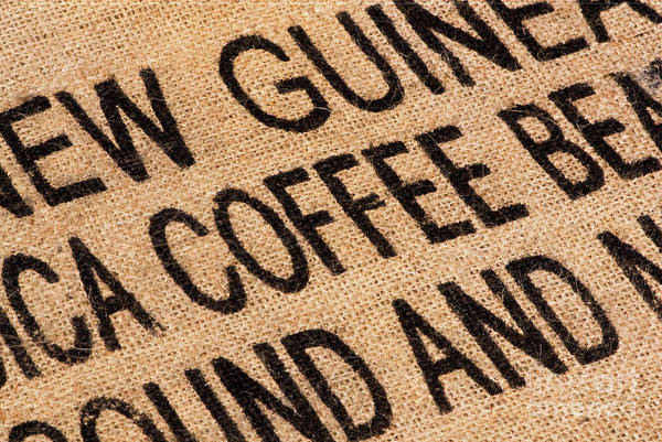 Photograph - New Guinea Coffee 01 by Rick Piper Photography