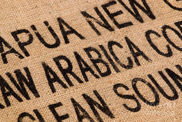 Photograph - New Guinea Coffee 02 by Rick Piper Photography