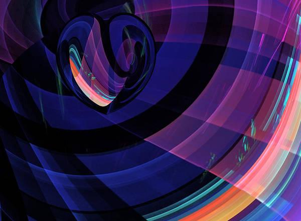 Phish Digital Art - New Heart by Phil Sadler