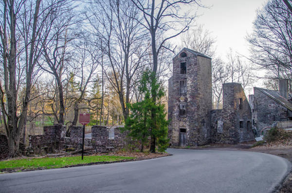 Photograph - New Hope Pa - Robert Heath Mill by Bill Cannon