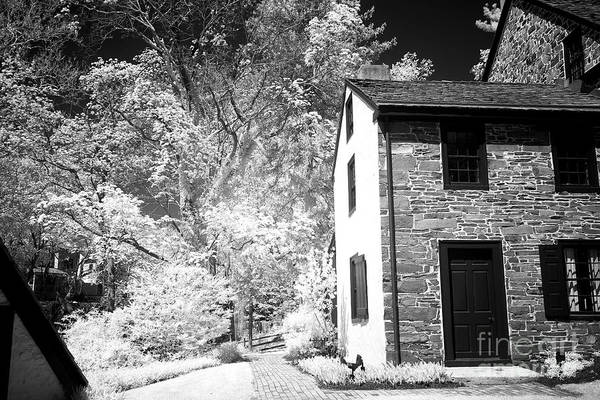 Photograph - New Hope Shadows by John Rizzuto