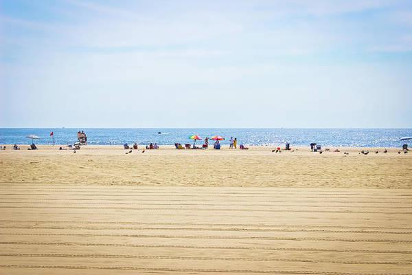 Sunbather Wall Art - Photograph - New Horizon - Beach No. 5 by Colleen Kammerer