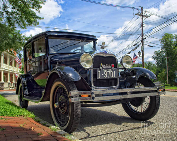 Wall Art - Photograph - New Jersey Ford Model T by Mark Miller