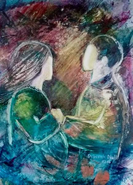 Painting - New Life by Deborah Nell