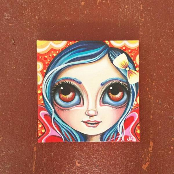 Fantasy Wall Art - Photograph - New Little Fairy! Not Sure What To Name by Jaz Higgins