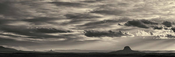 Photograph - New Mexico Panorama I Toned by David Gordon