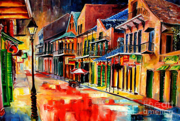Wall Art - Painting - New Orleans Jive by Diane Millsap