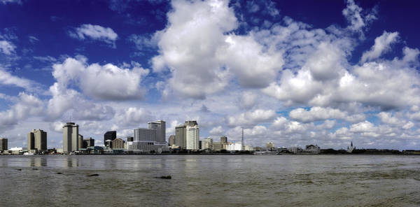 Photograph - New Orleans Panoramic by Chris Coffee