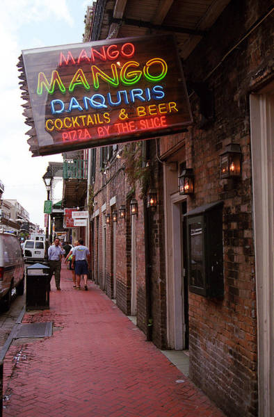 Photograph - New Orleans Pub #2 by Frank Romeo