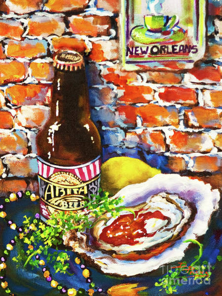 Wall Art - Painting - New Orleans Treats by Dianne Parks