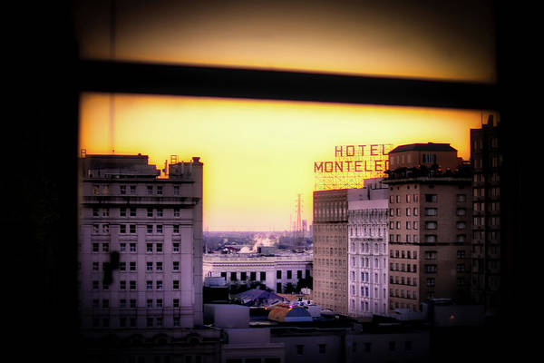 Photograph - New Orleans Window Sunrise by Jim Albritton