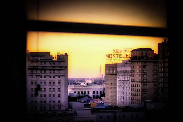 Photograph - New Orleans Window Sunrise by Jim Albritton