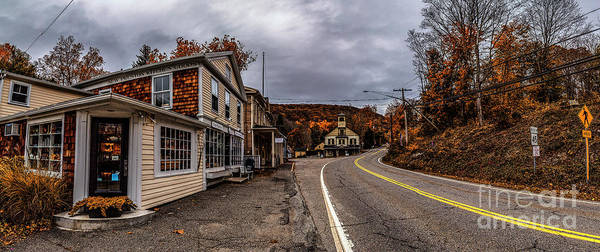 New Preston Ct Photograph - New Preston From Below by Grant Dupill