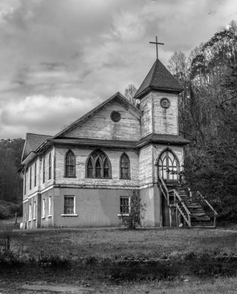 Wall Art - Photograph - New Salem Church by Dave Jeffrey