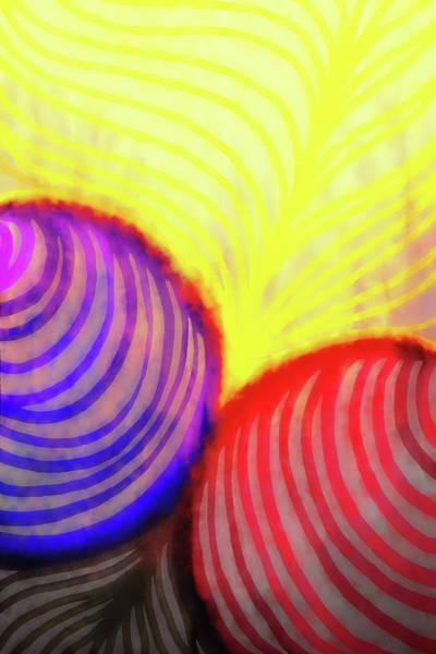 Digital Art - New Year Burn by Matt Lindley