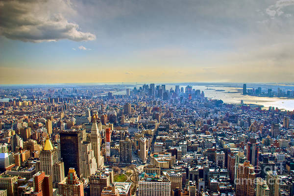 Photograph - New York City - Manhattan by Mark Dodd