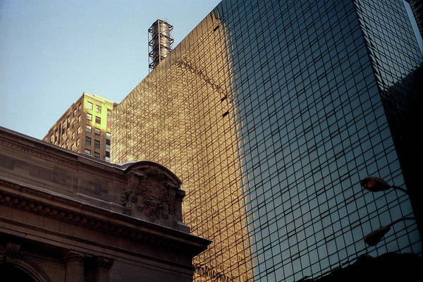 Photograph - New York City 1982 Color Series  - #8 by Frank Romeo