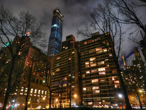 Photograph - New York City - Central Park 003 by Lance Vaughn