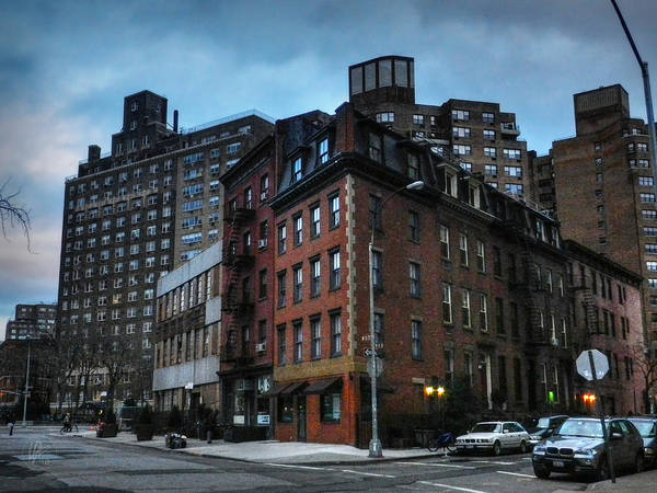 Photograph - New York City - Greenwich Village 008 by Lance Vaughn