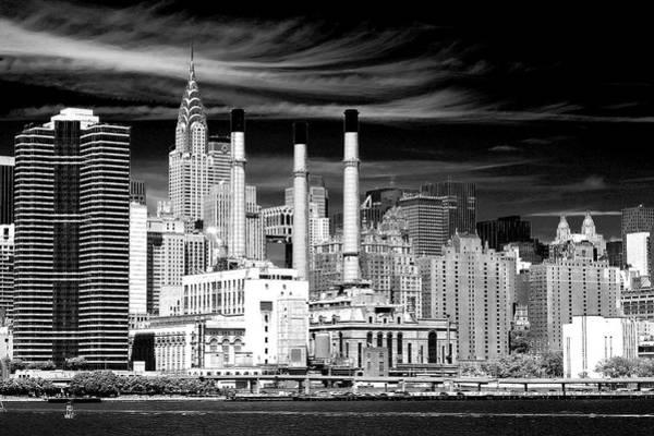 Photograph - New York City by Ken Barrett