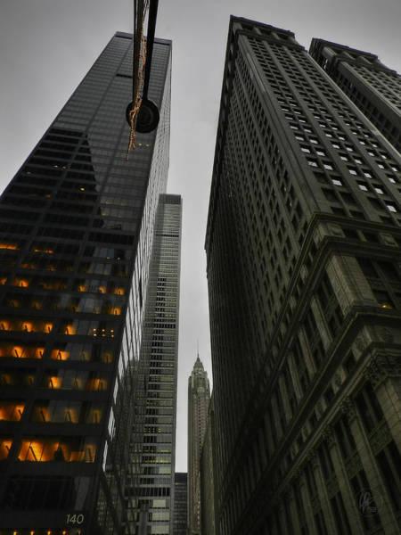Photograph - New York City - Lower Manhattan 009 by Lance Vaughn
