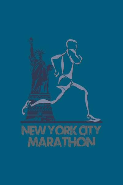 Big Sur Photograph - New York City Marathon3 by Joe Hamilton