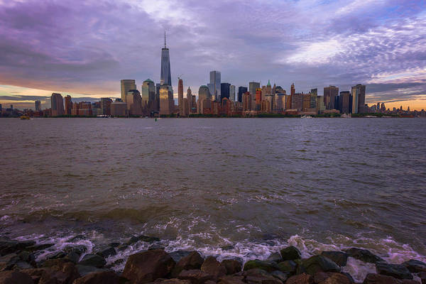 Photograph - New York City Across The River by Terry DeLuco
