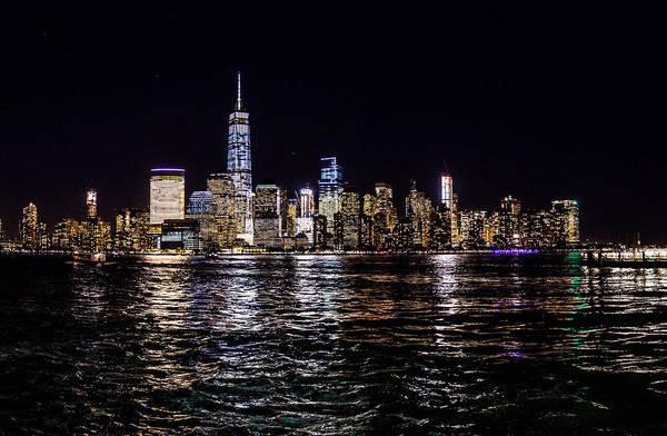 Photograph - New York  by M G Whittingham