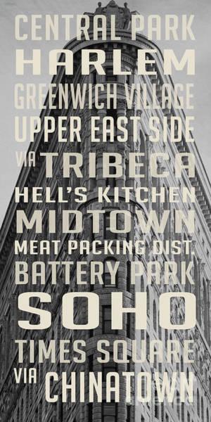 Photograph - New York City Subway Stops Flat Iron Building by Edward Fielding