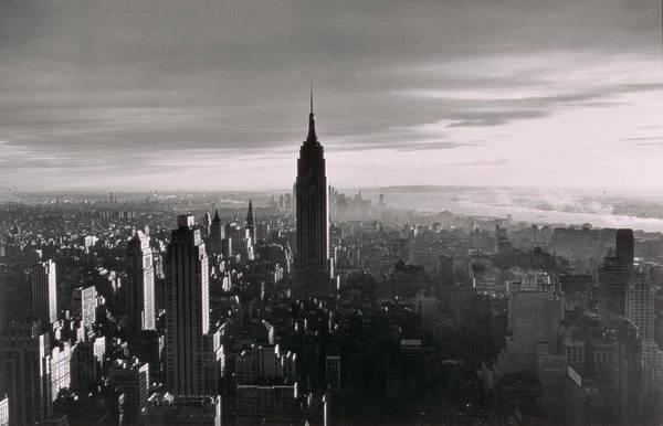 Expanse Photograph - New York City Untitled Nine by Nat Herz