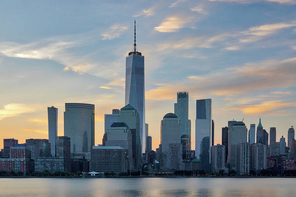 Photograph - New York City World Trade Center Complex by Juergen Roth