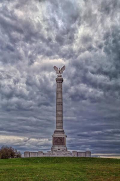 Photograph - New York Civil War Memorial by John M Bailey