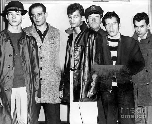 Photograph - New York: Gang, C1959 by Granger