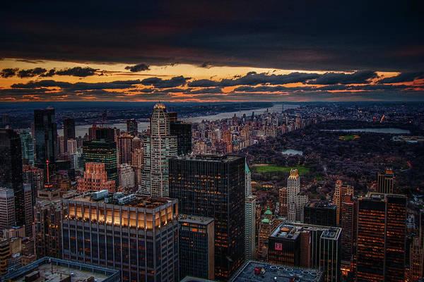 Photograph - New York Gold by Neil Shapiro