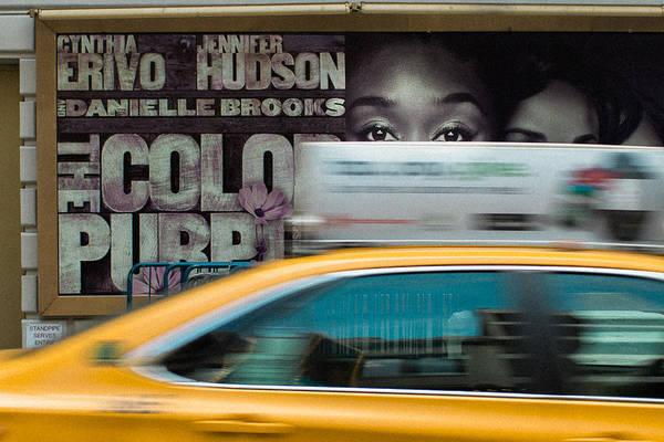 Villandry Photograph - New York In Motion by Christopher Villandry