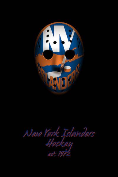 New York Islanders Photograph - New York Islanders Established by Joe Hamilton