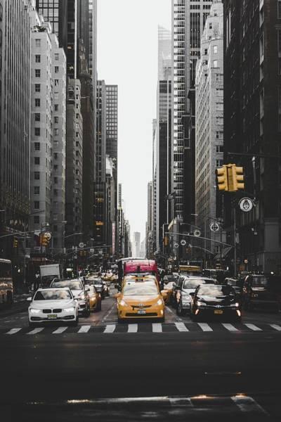Photograph - New York by John Arano