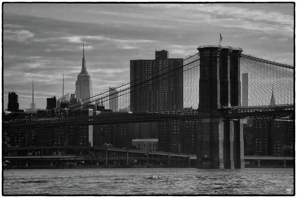 Photograph - New York Landmarks by John Meader