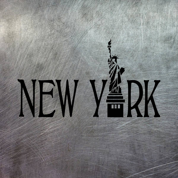 Wall Art - Digital Art - New York Liberty by Movie Poster Prints