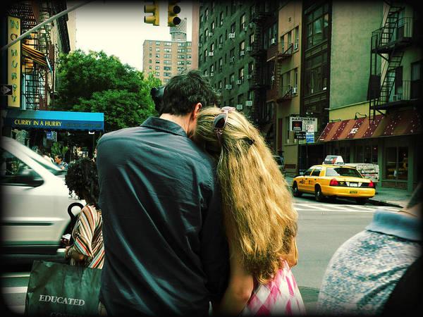 Photograph - New York Love Affair by Micki Findlay