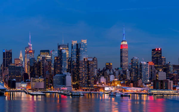 Nyc Digital Art - New York by Maye Loeser