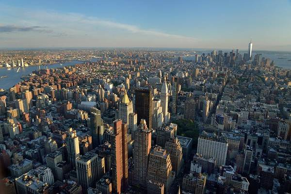 Photograph - New York, New York 27 by Ron Cline