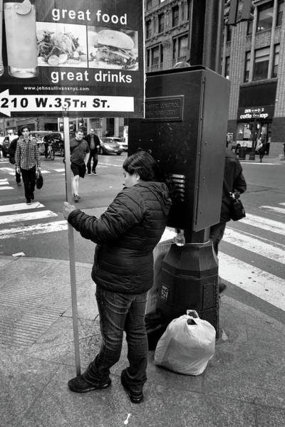 Photograph - New York, New York 3 by Ron Cline